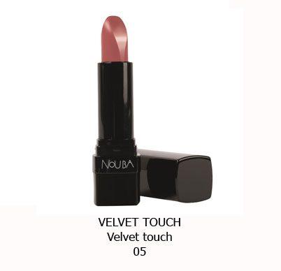 رژلب جامد NOUBA LIPSTICK Velvet touch-05
