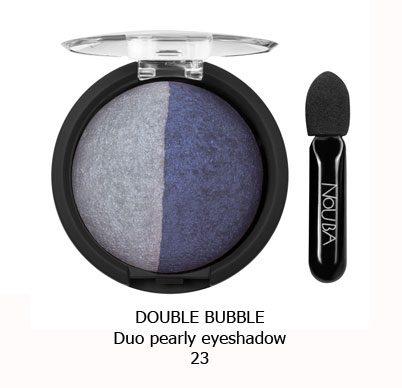سایه دو رنگ NOUBA DOUBLE BUBBLE-23