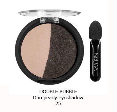 سایه دو رنگ NOUBA DOUBLE BUBBLE-25