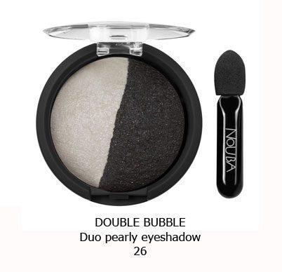 سایه دو رنگ NOUBA DOUBLE BUBBLE-26