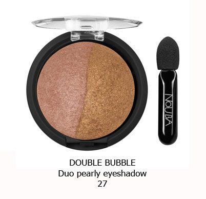 سایه دو رنگ NOUBA DOUBLE BUBBLE-27