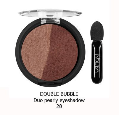 سایه دو رنگ NOUBA DOUBLE BUBBLE-28