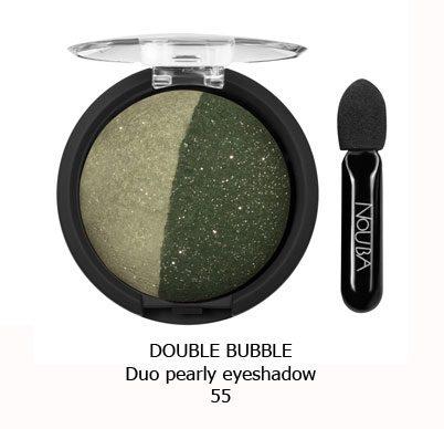 سایه دو رنگ NOUBA DOUBLE BUBBLE-55