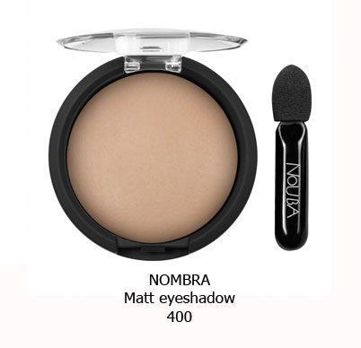 سایه تکی NOUBA NOMBRA Matt eyeshadow400