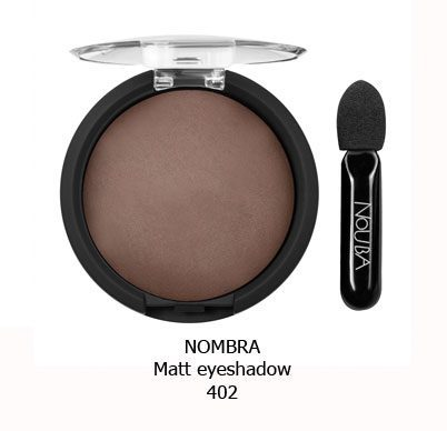 سایه تکی NOUBA NOMBRA Matt eyeshadow-402