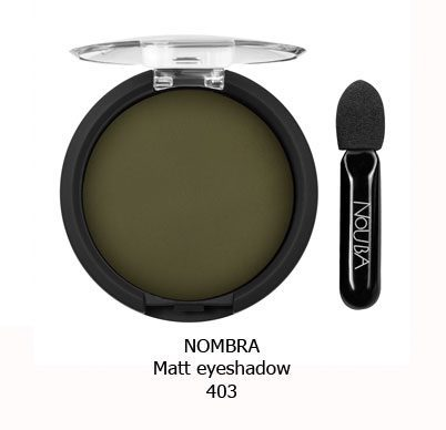 سایه تکی NOUBA NOMBRA Matt eyeshadow-403