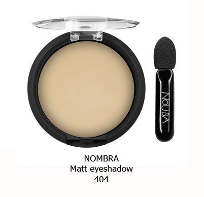سایه تکی NOUBA NOMBRA Matt eyeshadow-404