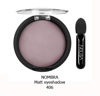 سایه تکی NOUBA NOMBRA Matt eyeshadow-406