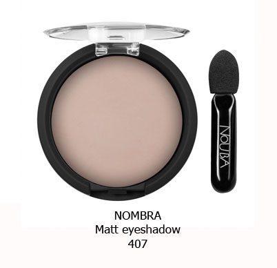 سایه تکی NOUBA NOMBRA Matt eyeshadow-407