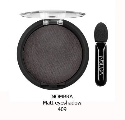 سایه تکی NOUBA NOMBRA Matt eyeshadow-409