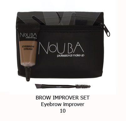 ست ابرو NOUBA BROW IMPROVER SET-10
