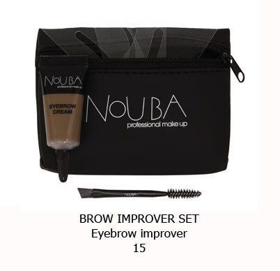 ست ابرو NOUBA BROW IMPROVER SET-15