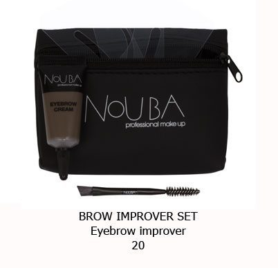 ست ابرو NOUBA BROW IMPROVER SET-20