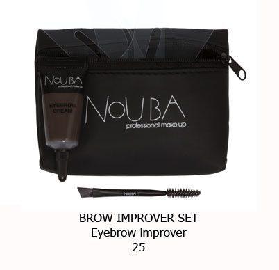 ست ابرو NOUBA BROW IMPROVER SET-25