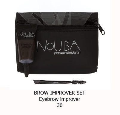 ست ابرو NOUBA BROW IMPROVER SET-30