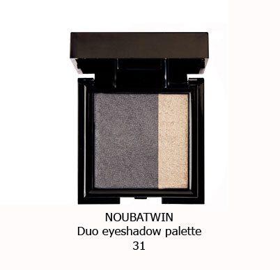سایه چشم دورنگ NOUBA TWIN EYESHADOW-31