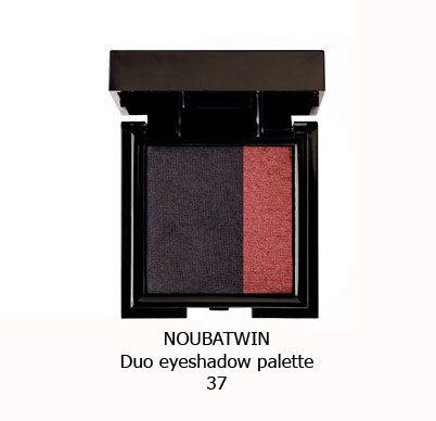 سایه چشم دورنگ NOUBA TWIN EYESHADOW-37